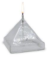 Öllicht Pyramide S / M / L