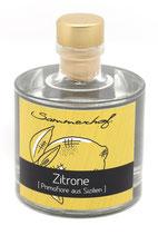 Zitrone, 0,1 Liter