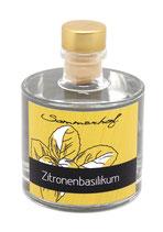 Zitronenbasilikum, 0,1 Liter