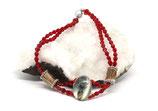 Perlenkette mit Hirsch