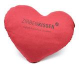 Zirbenkissen - Herz