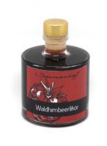 Waldhimbeerlikör, 0,1 Liter