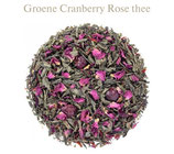 Green cranberry rose