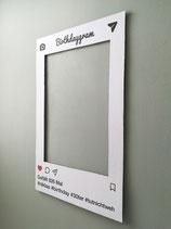 MONDEIS-Photobooth-Rahmen Birthdaygram