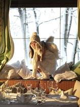Heiligabend in ursprünglicher Gemütlichkeit im Hotel Arlberg Stuben
