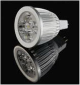 LED Spot MR16 / GU10 / E27 / G53 4W