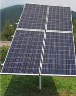 Solartracker 2-Achsig 1000Wp