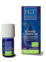ROMARIN À VERBÉNONE BIO 5 ml  HERBES & TRADITIONS