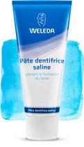 WELEDA PÂTE DENTIFRICE SALINE