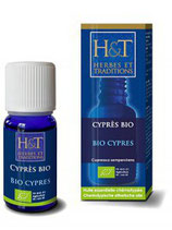 CYPRÈS BIO 10 ml  HERBES & TRADITIONS