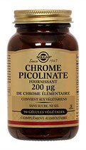 CHROME PICOLINATE /90 CPS