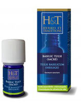 BASILIC SACRÉ OU TULSI 5 ml HERBES & TRADITIONS
