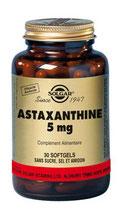 ASTAXANTHINE 5 MG