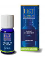 BAUME DE COPAHU 10 ml  HERBES & TRADITIONS