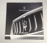 Maserati Levante Maintenance Program