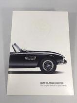 BMW Classic Center Heft