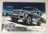 Mercedes-Benz G-Klasse Heft