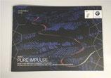 BMW i Pure Impulse Broschüre / Heft