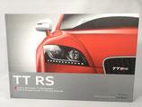 Audi TTRS Hardcover Buch