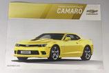 Chevrolet Camaro Preise und Ausstattung