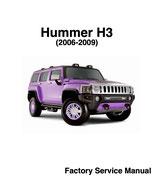 Hummer H3 komplette Reparatur Anleitung PDF
