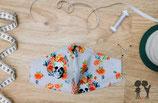 Nasen-Mund-Bedeckung TOTENKOPF