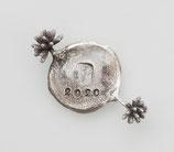 藍画廊➕オンライン展 ミニメダル 02