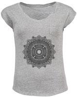 T-Shirt Mandala (L158)