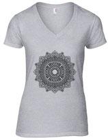 T-Shirt Mandala (A88VL)