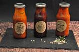 Münschers BBQ Soßen - Eigene Rezepte - Selbstgemacht