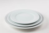 Assiettes Blanches ''Classic''