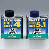 Motorex Dot 4 + 5.1 Bremsflüssigkeit