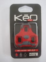 Look Cleats Keo Grip Schuhplatte
