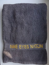 Nine Eyes Nation Bade-Handtuch