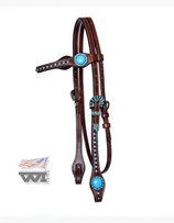 Headstall Navajo Design