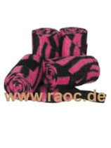 Wickelbandagen Pink Zebra