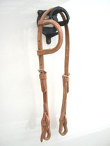 Einohrzaum Harness