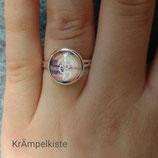 Holz Anker Ring