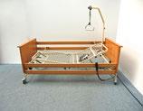 Pflegebett + Matratze