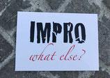 Impro what else? (Karten)
