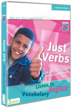 Music for Learners – Just Verbs