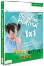 Music for Learners – Das kleine Hörmal 1 x 1