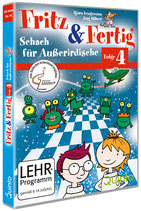 Fritz & Fertig Folge 4, Schach für Außerirdische