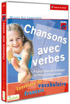Music for Learners – Chansons avec Verbes
