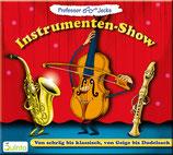 Professor Jecks Instrumenten-Show