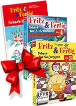 Geschenkpaket Fritz & Fertig für Könner