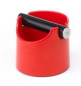 [JoeFrex]® Abschlagbehälter / Knockbox Basic rot