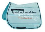 Busse Schabracke Spirit of Equestrian Aqua Dressur