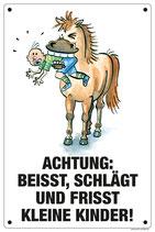 """""""Beißt, schlägt und frisst kleine Kinder"""""""