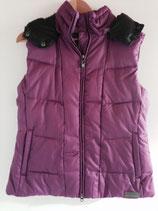 Anky Daunenweste, violett